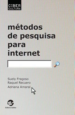 Métodos de Pesquisa para Internet (capa)